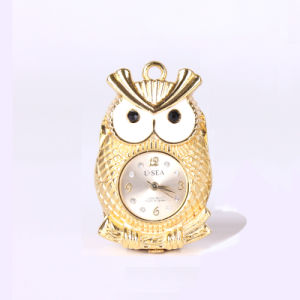 Jewelry Owl Pendrive Clock USB Flash Drive Flash Memory Stick pictures & photos