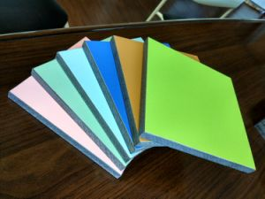 Colorful HPL/Compact High Pressure Laminate
