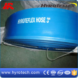 PVC Layflat Water Hose for Irrigation pictures & photos