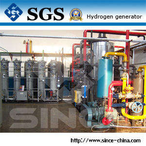 Hydrogen Generation Machine (PH)