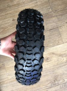 off-Road Scooter Tyres 130/90-10 90/90-10 Motorcycle Tyre with ECE pictures & photos