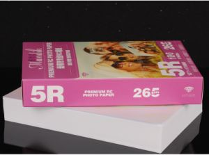 5r RC Satin Waterproof Photo Paper for All Inkjet Printer