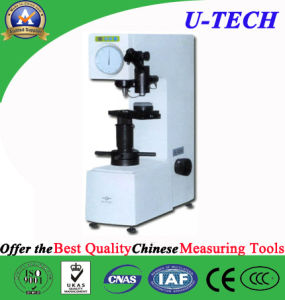 Multi-Purpose Rockwell Vickers Brinell Hardness Tester (HBRV-187.5)