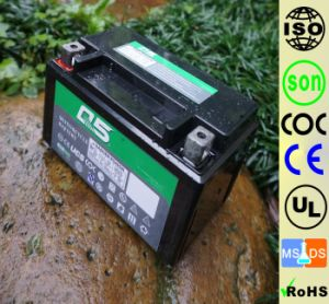 YT7A YTX7A 12V6AH(and 6.5AH) High Starting Performance AGM Sealed maintenance free lead acid motorcycle battery pictures & photos