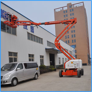Self-Propelled Hydraulic Sky Lift with CE Standard