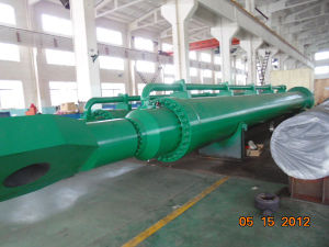 Long Stroke Cylinder for Hydropower Plant Water Dam
