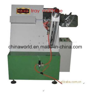 Automatic Paper Cake Tray Making Machine pictures & photos
