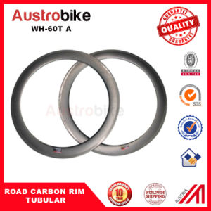 Cheap Carbon Road Bicycle Tubular Rim 60t Wheelset Carbon Fiber Road Bike