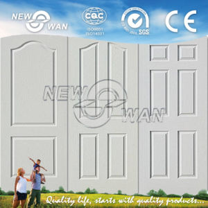 White Primer Door Skin, HDF Wooden Door pictures & photos