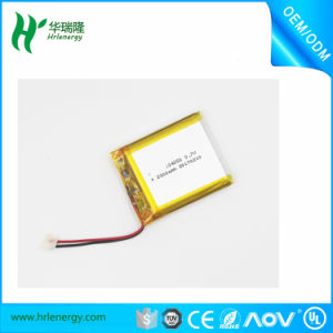 Wholesale 3.7V 800mAh 102535 Lithium Polymer Lipo Rechargeable Battery for Walkie Talkie Battery pictures & photos