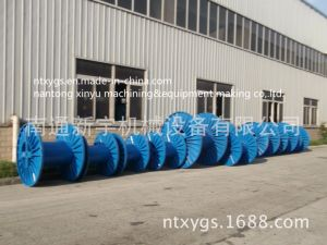 Factory Outlet Sky Blue Cable Reel for Steel Wire Rope (SPOOL) pictures & photos