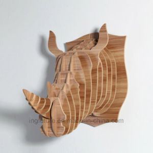 Nordic Household Wooden Handicrafts Creative Home Wall Act Hanging Ornaments