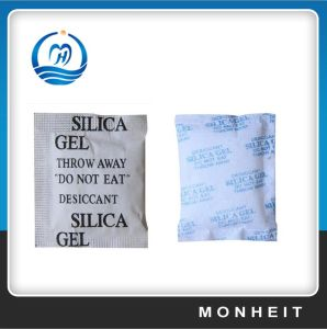 High Efficient Small Packet 1g Silica Gel for Pharmaceuticals