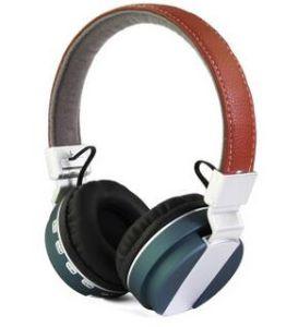 Bluetooth Wireless Bt - 53 Earphones, Stereo Metal Card Sport Earphones