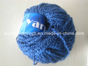 Textile Custom Colored Wool Acrylic Boucle Hand Knitting Fancy Yarn pictures & photos