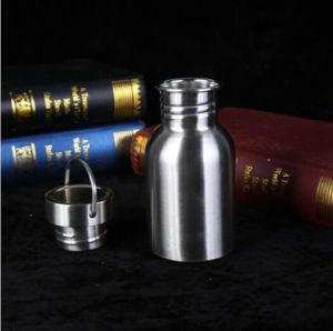 350ml/500ml/750ml Stainless Steel Thermos Bottle pictures & photos