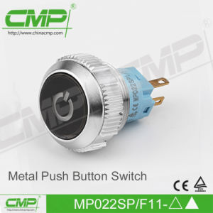 CMP High Quality Push Button Switch (MP22S1/H11-E) pictures & photos