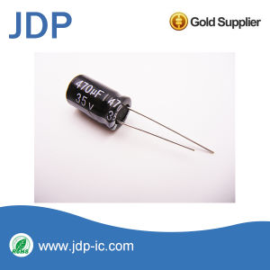 High Quality Capacitor 470UF-35V pictures & photos