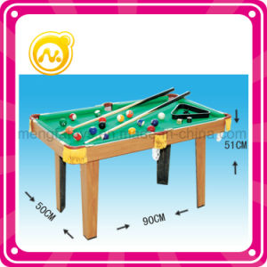 Wooden Snooker Table with Ball for Sale