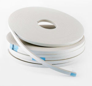 Adhesive Coating 5mm PVC Foam Tape Anti Shock