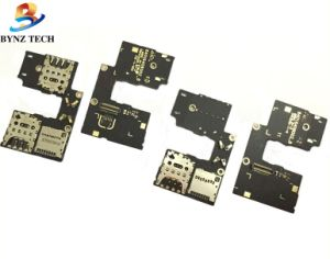 SIM Card Flex for Moto G3 Xt1055 Xt1050 Holder Micro SD Memory Socket Slot Tray pictures & photos