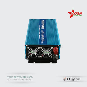 1500W off Grid DC to AC Pure Sine Wave Solar Power Inverter