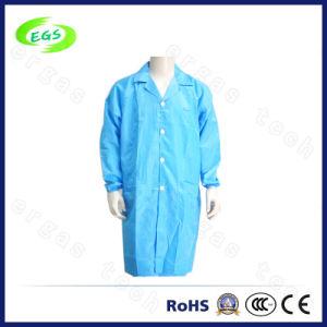 ESD Lapel Smock Anti-Static Blue /Cleanroom/ESD Garment/Cleanroom Coverall