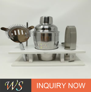 Ws-It08 New Product Stainless Steel Bar Set