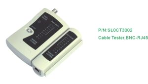 BNC RJ45 Cable Tester pictures & photos