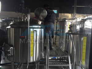 Stainless Steel Conical Fermenter Tank, Industrial Fermentation (ACE-FJG-H2) pictures & photos