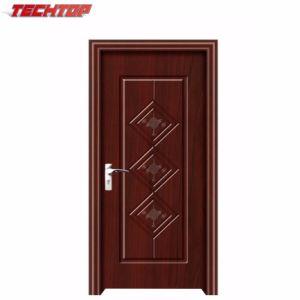 Tpw 003 2017 Latest Design Pvc Door Wood Interior Doors China Factory