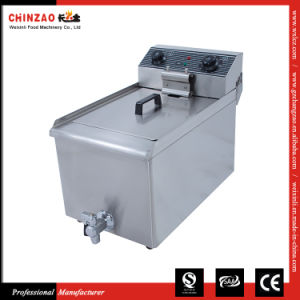 Commercial Deep Fryer (DZL-18V) pictures & photos