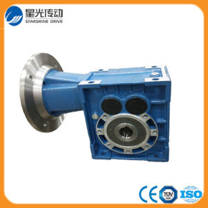 Xgk Series Helical Hypoid Worm Gearbox pictures & photos