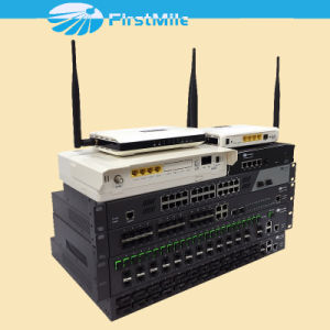 Gigabit FTTH Router ONU WiFi Router with IPTV/VoIP/CATV/WiFi pictures & photos