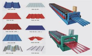 High Quality Corrugated Color Roofing Sheet pictures & photos