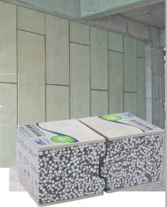 Sound Insulation Lightweight EPS Cement Sandwich Wall Panel