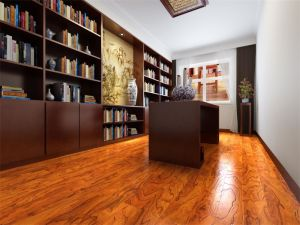 Multi-Layer Engineered Wood Flooring for Living Room