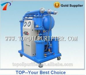 Portable Single Stage Switch Oil Flushing Machine (ZY-6) pictures & photos