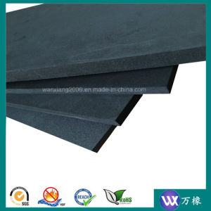 Strong Solid Black Color Universal EVA Foam Material for Shoe