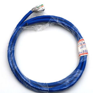 CAT6 UTP/FTP/SFTP Solid Cable/LAN Cable/Network Cable in 24AWG pictures & photos