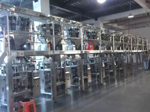 Automatic Vertical Granule Packaging Machine pictures & photos