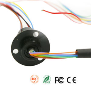 Slip Rings with Flange for Your Simple Installation From ISO Factory pictures & photos