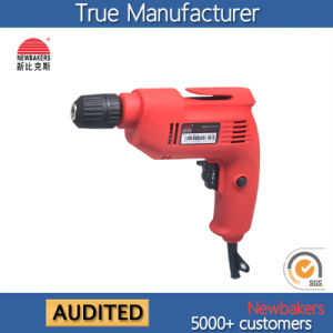 Electric Drill Power Tools Cord Drill Self-Lock Chuck (GBK-350-1ZRE)