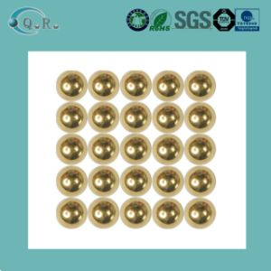 6.35mm Brass Ball for Valves (SGS Approved)