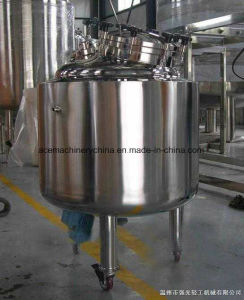 500 Liter Sanitary Stainless High Speed Mixing Tank pictures & photos