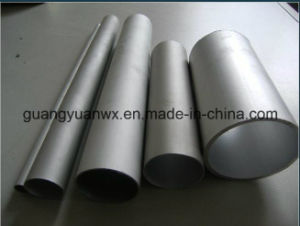 6063 T5 Aluminum Pipe for Chair Leg /Evaporator pictures & photos