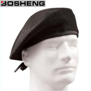 5c17171b33631 China Men′s Wool Military Beret