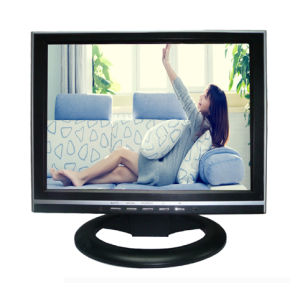 "13"" Inch LCD VGA TV Speaker Monitor pictures & photos"