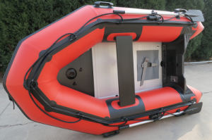 High-Tube PVC Inflatable Motor Boats for Sale 360 pictures & photos