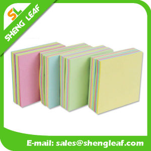 Office and School Supplies Gifts Die-Cut Sticky Note (SLF-PI008)
